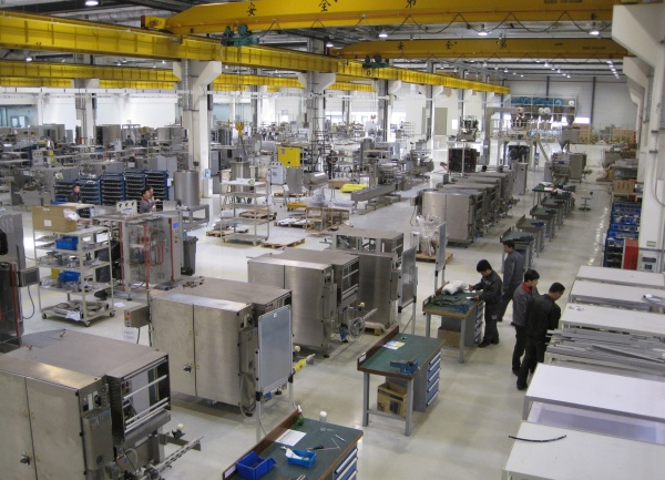 Bosch Opens New Factory in China for Automotive Electronics