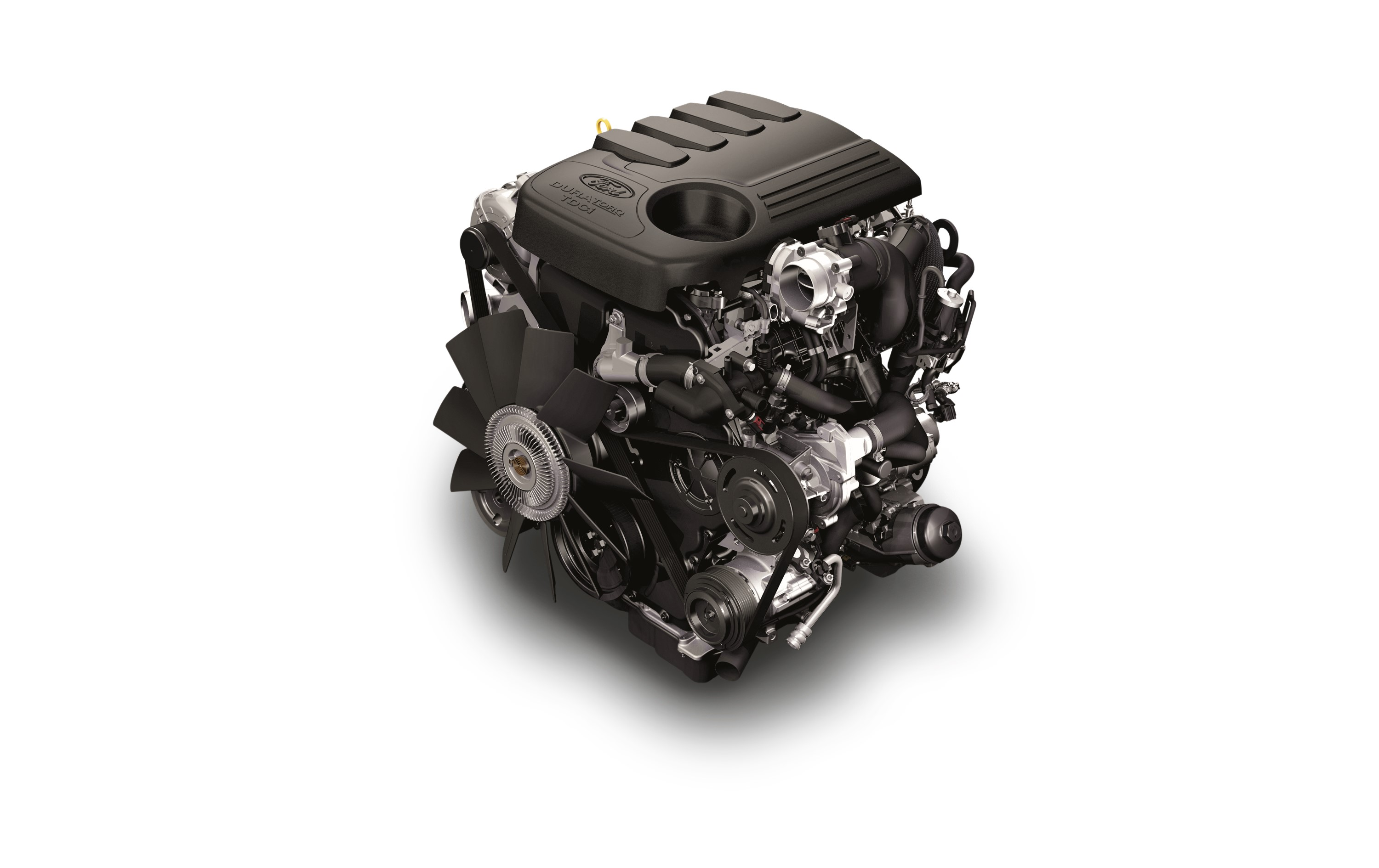 How Ford's Incredible Turbodiesel Engines Deliver the Torque and Efficiency That Owners Demand