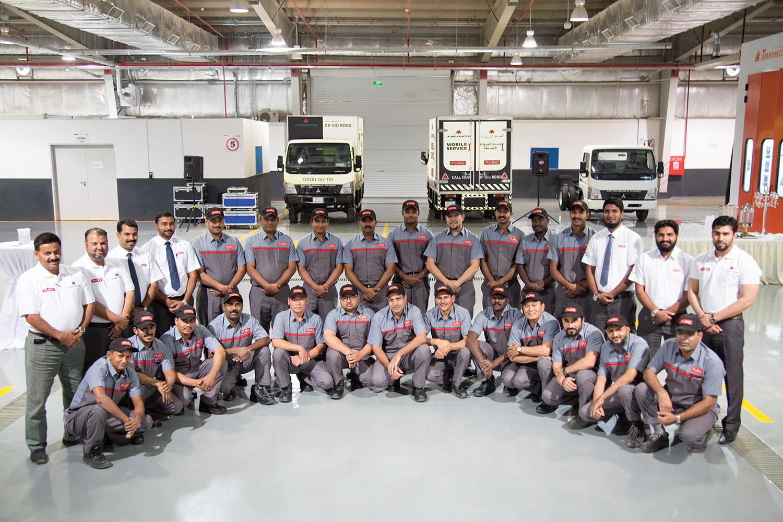 Al Habtoor Opens Riyadhs Biggest Truck Service Facility