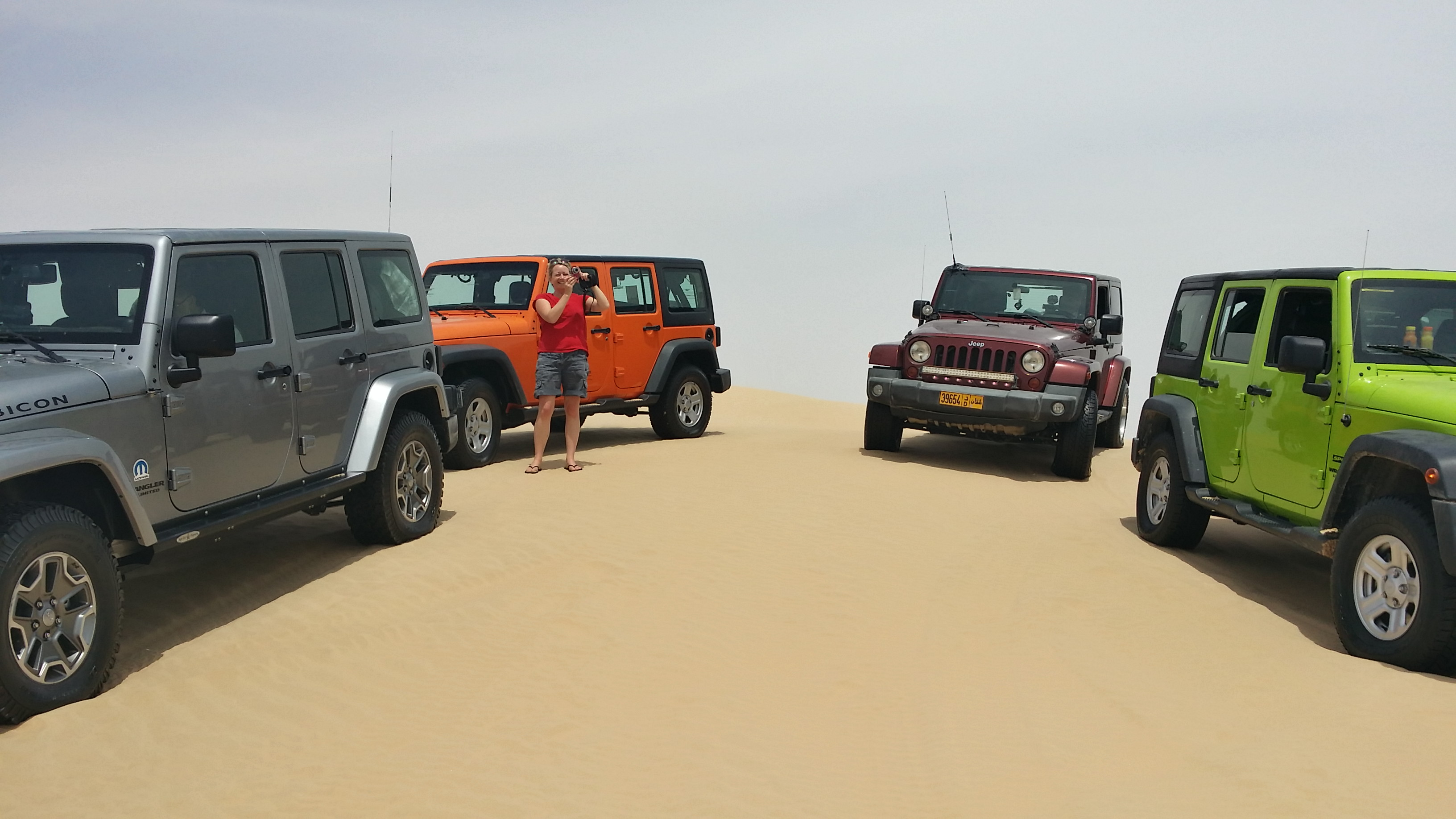 The Arctic Trucks' Off-Road Club Set to Explore Oman on Offroading Trip in December