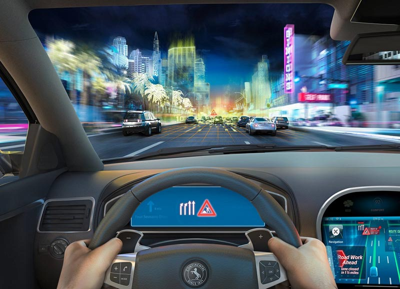 Autonomous Car Technology Similar to that in Video Games