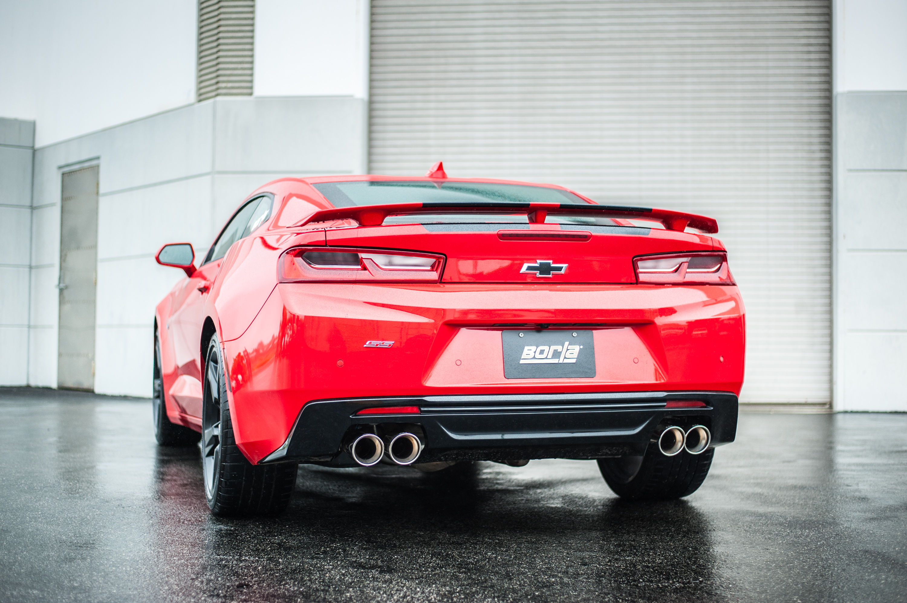 Borla Reveals New Range Of Performance Exhaust Systems For Chevy Camaro