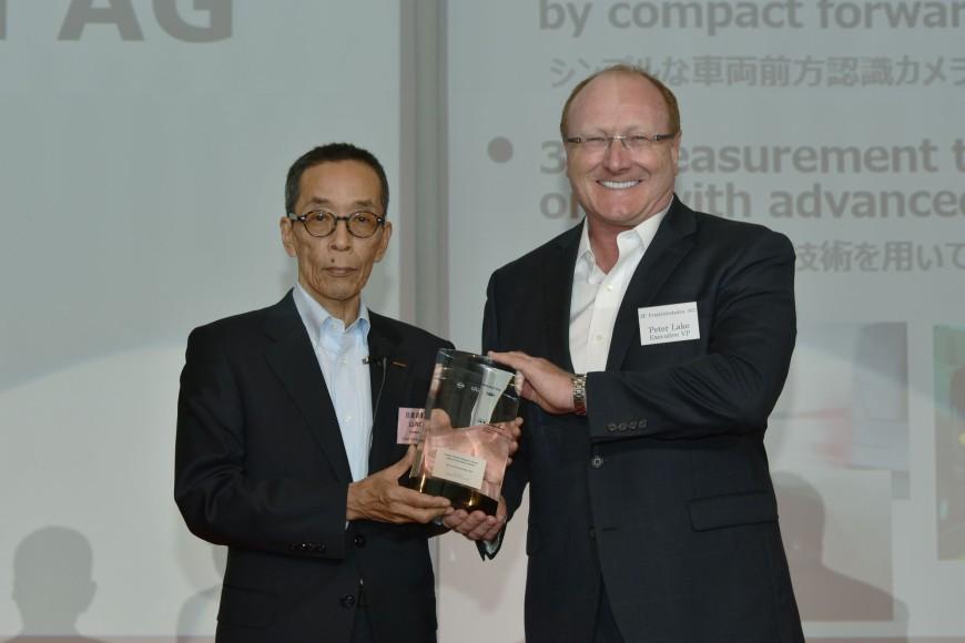 ZF Receives Nissan Global Supplier Innovation Award