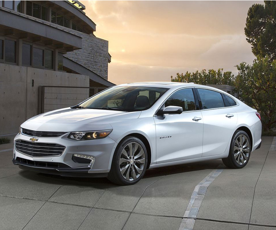 Share Chevrolet offers Parental Controls in the Malibu