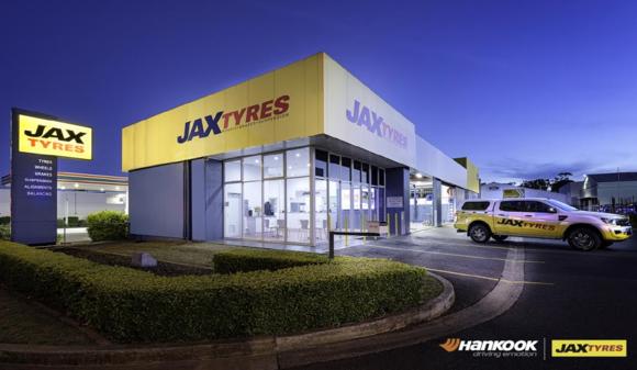 Hankook Tire Takes over JAX Tyres