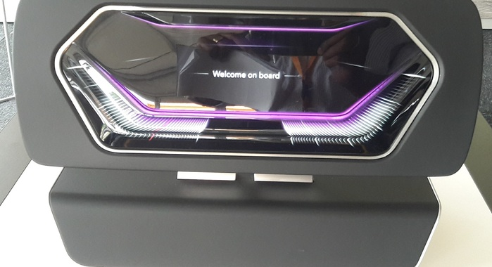 Continental Wins Innovation Award for 3D Touchscreen at CES