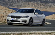 New BMW 6 Series Gran Turismo Bags EuroCar Body Award 2017