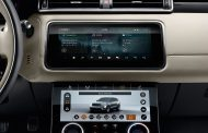 Visteon Showcases HD Digital Display Technologies in Range Rover Velar