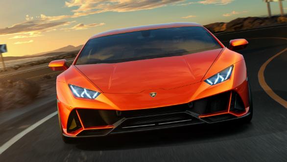 Lamborghini Launches Huracan Evo