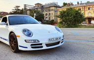 JMS Fahrzeugteile - Porsche 997 Carrera 4S with OZ Ultraleggera wheels