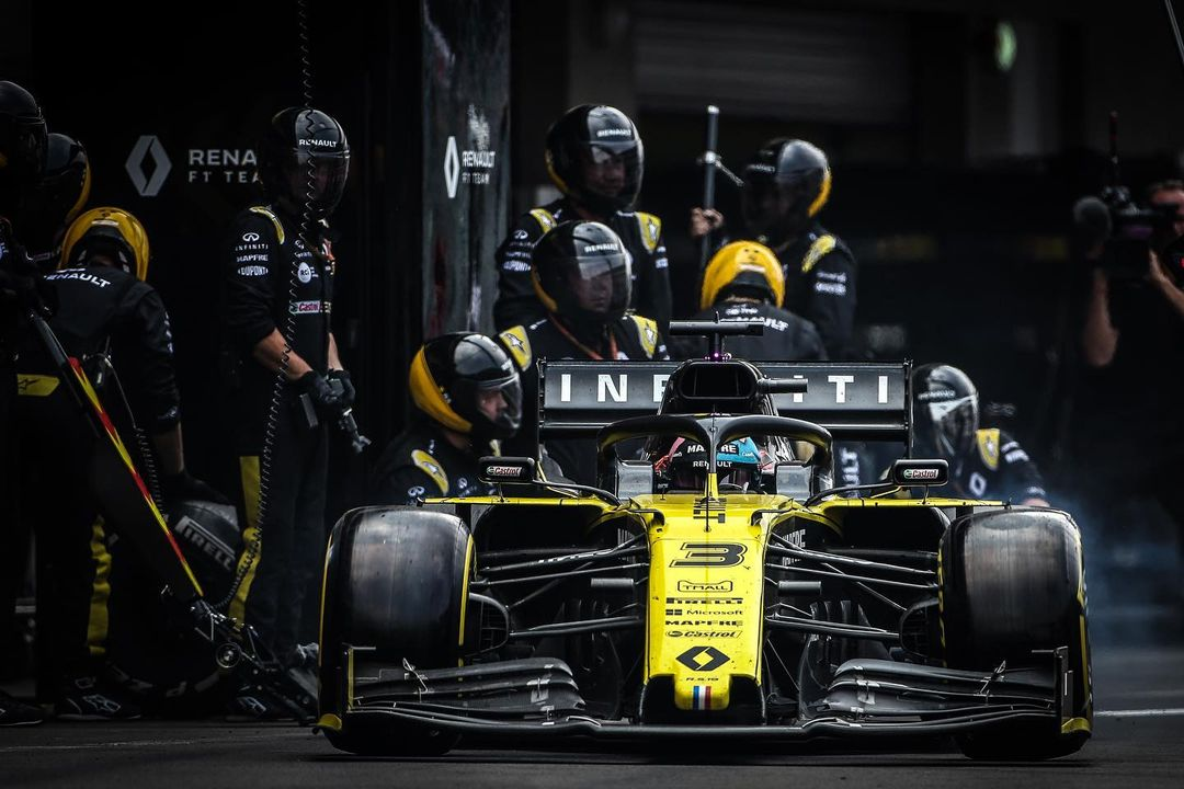 INFINITI to conclude its involvement in Formula 1T at the end of 2020