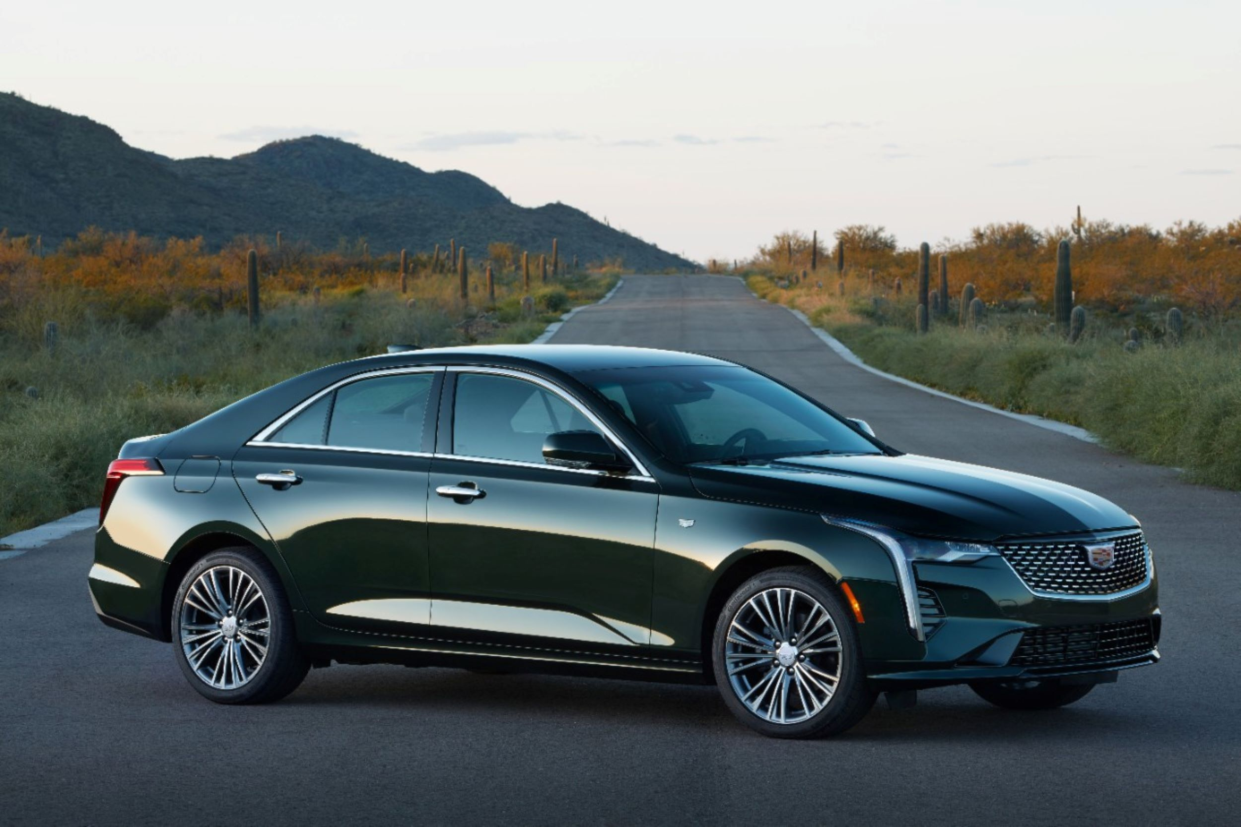 Cadillac's dynamic duo CT4 and CT5 sedans, bring rear-wheel drive thrills to every-day driving