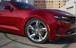 2020 Camaro To Feature Tire Fill Alert