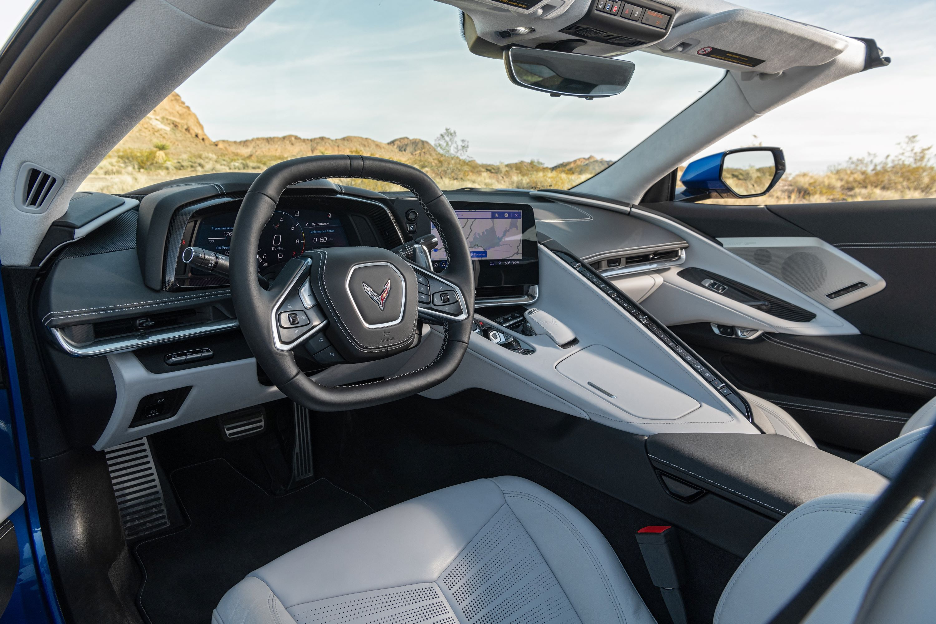 It's what's inside that counts: a closer look at the Chevrolet Corvette Stingray's award-winning interior