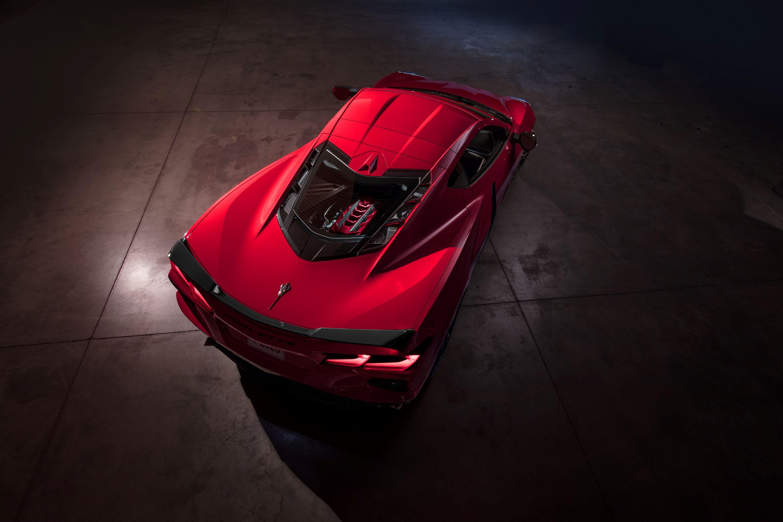 The All-New 2020 Chevrolet Corvette Stingray