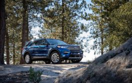 2020 Ford Explorer Earns Insurance Institute for Highway Safety's Top Safety Pick+, the Institute's Highest Honour