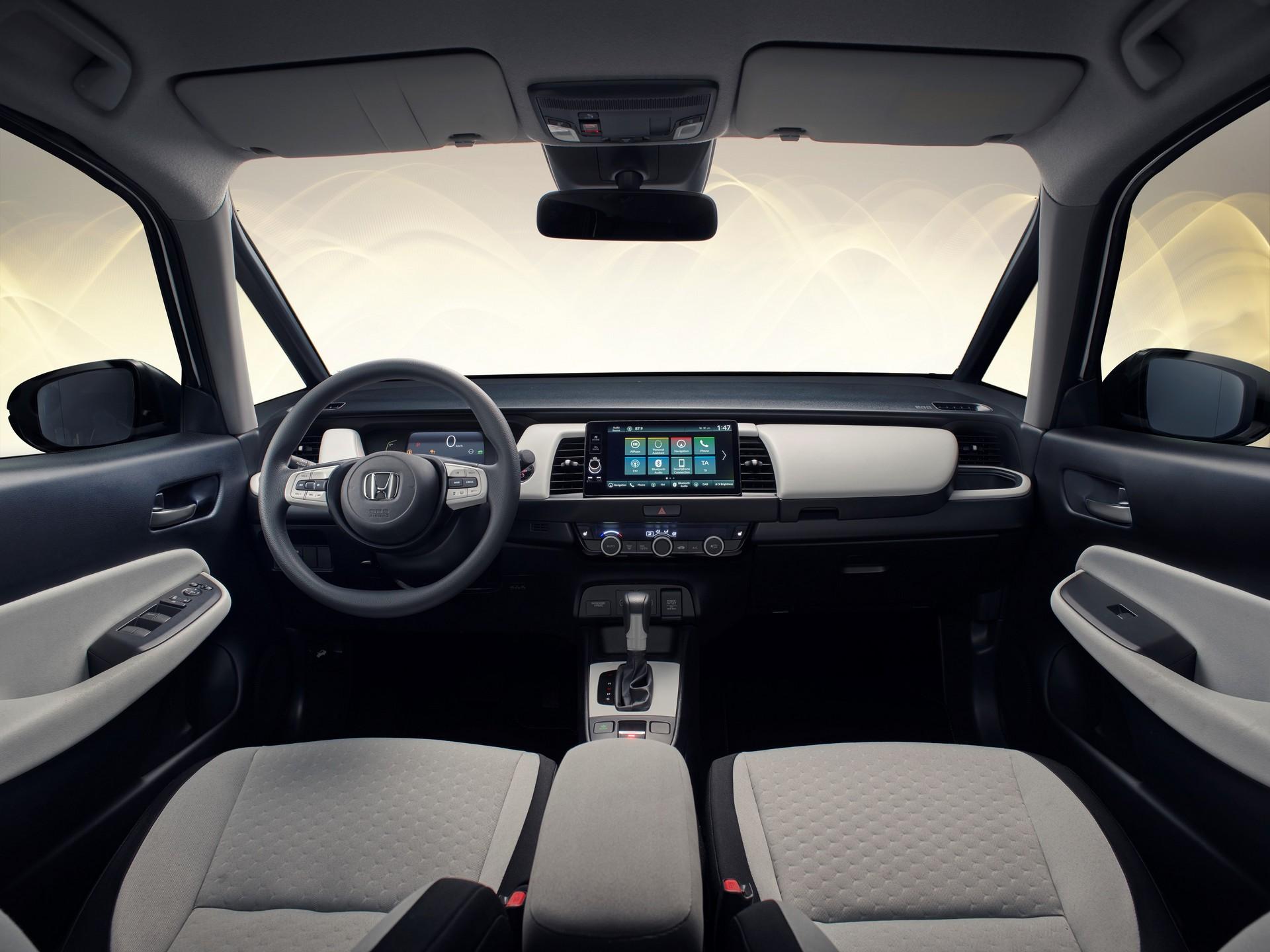Honda Reverts to Manual Controls for 2020 Jazz