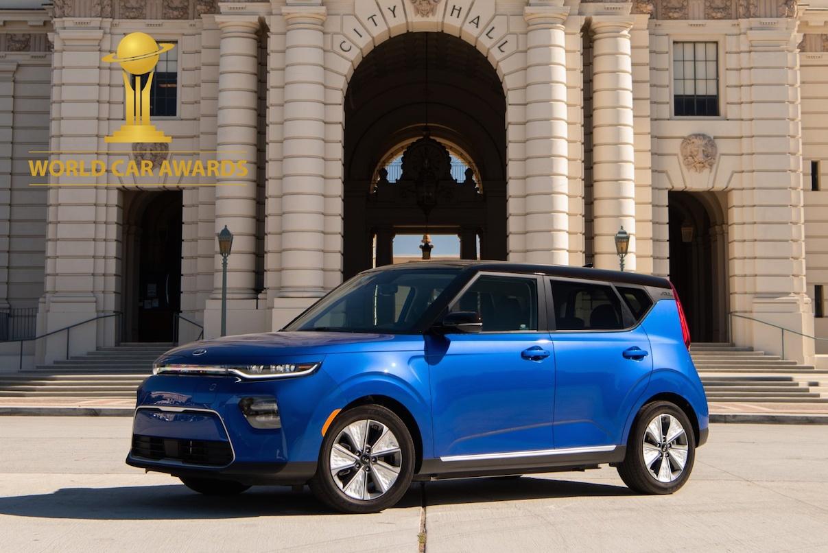 Kia Wins Two Awards at 2020 World Car Awards