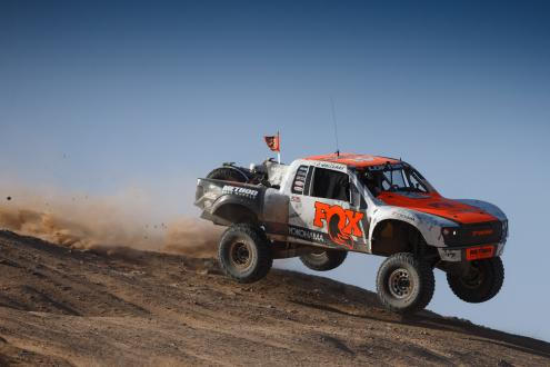 Vehicle running on YOKOHAMA's GEOLANDAR tires wins season finale of North America's ultimate off-road racing series