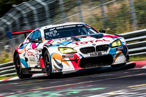 Yokohama Rubber supported team captures ROWE Speed-Trophy awarded to Nürburgring Endurance Series champion