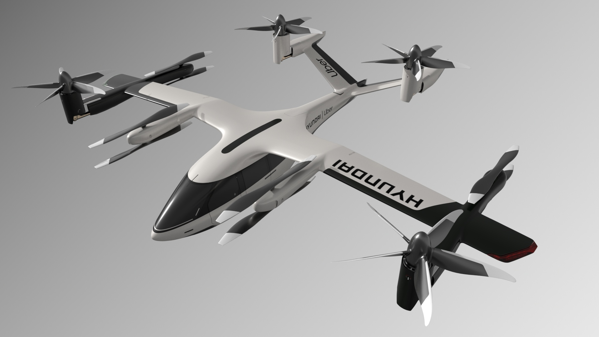 "Hyundai Motor Group's Urban Air Mobility Vision Concept Named ""Best Innovations in 2020"" by Etisalat"