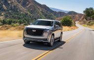 The Iconic 2021 Cadillac Escalade Arrives in the Middle East