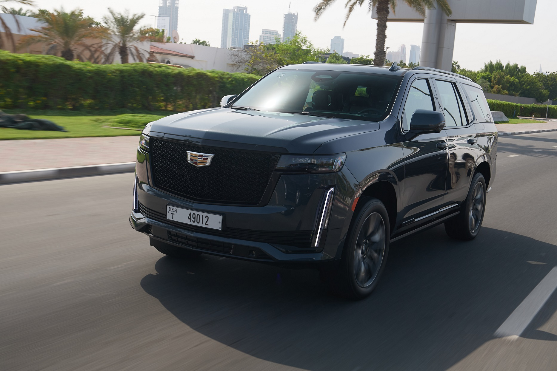 Move and Be Moved in style with the 2021 Cadillac Escalade