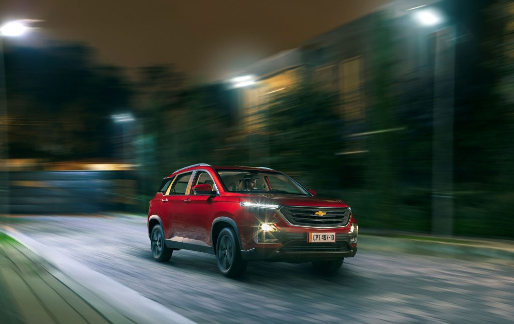 the fuel efficient 2021 chevrolet captiva goes the extra