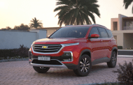 The all-new Chevrolet Captiva