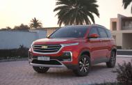 The all-new Chevrolet Captiva