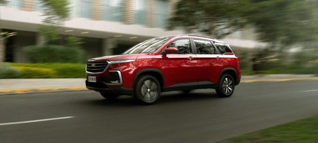 All new Chevrolet Captiva, The Inside Story