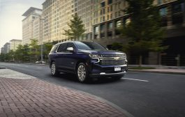The All-New Chevrolet Tahoe Line-Up Offers a Stunning Vehicle for All Lifestyles