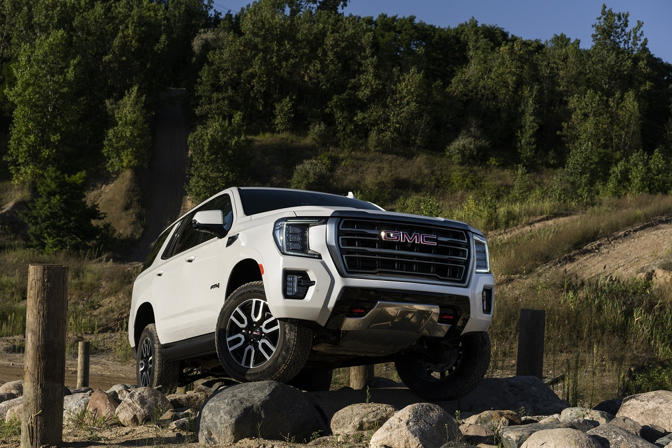 Gmc S Flagship Suv The All New 2021 Yukon Now On Sale In The Middle East Tires Parts News