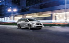 Al-Futtaim's Trading Enterprises elevates family journey experience with the UAE launch of redesigned 2021 Honda Odyssey