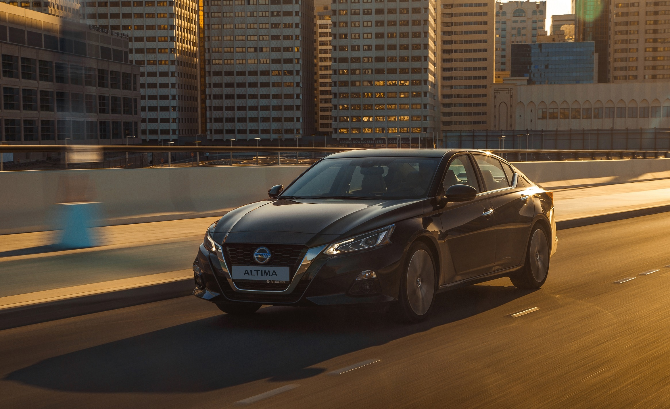 2021 Nissan Altima with ProPILOT assist now available at Arabian Automobiles
