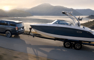 The All-New Chevrolet Tahoe Tows Heavy Loads without Breaking a Sweat