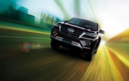New 2021 Toyota Fortuner pairs stylish design and advanced connected technology with off-road capabilities