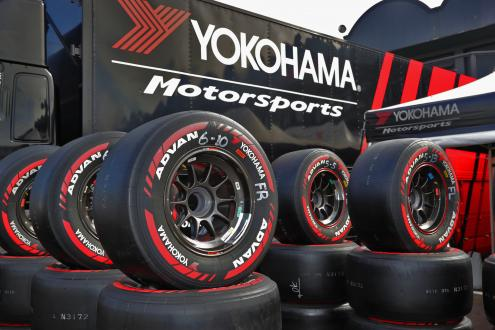 Yokohama Rubber's Support for Motorsports in 2021