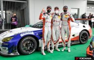 Yokohama Rubber supported team wins Round 6 of the Nürburgring Endurance Series