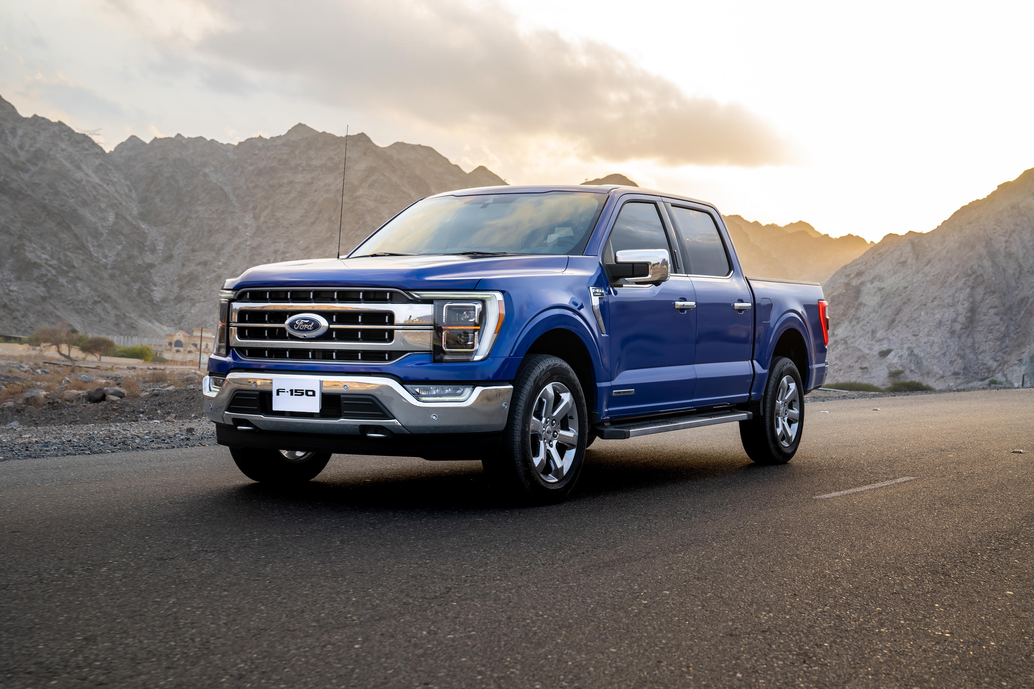 New F-150 Redefines Work And Play With Design Features That Power Your Passion For Adventure