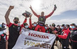 Kevin Benavides Claims First Dakar Rally Victory