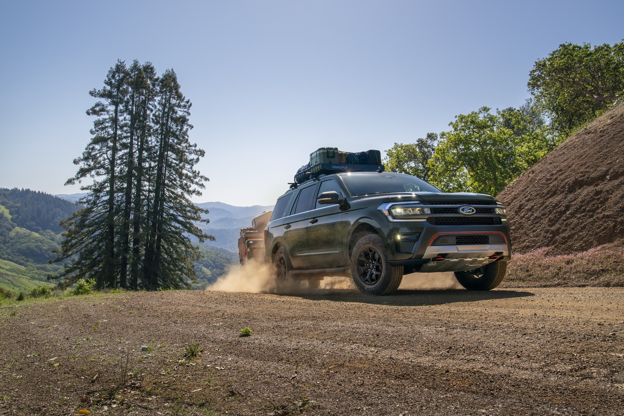 New Ford Expedition Raises Bar Among Full-Size SUVs with Most Off-Road Capable, Most Powerful, Smartest Expedition Ever