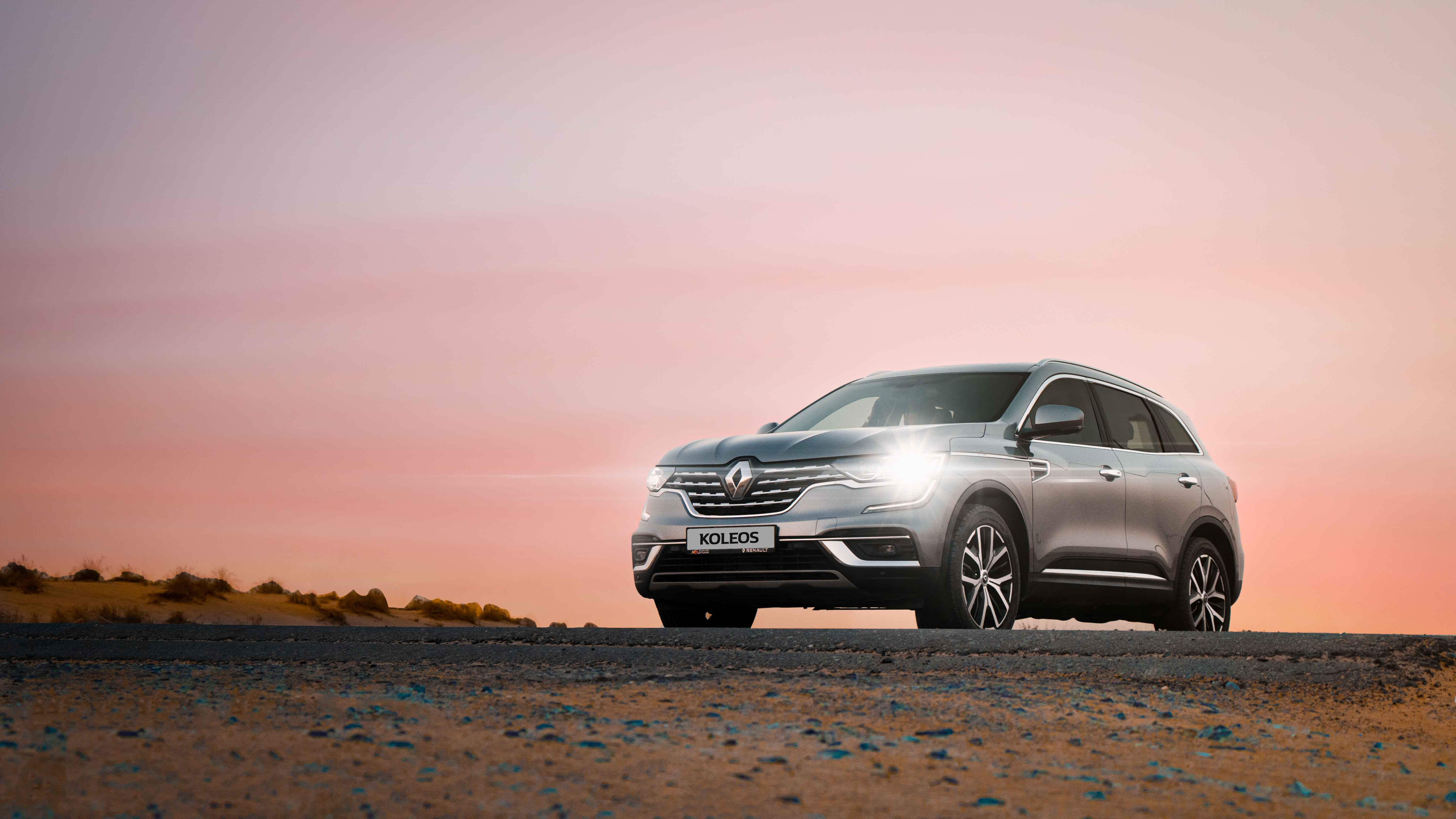 2022 Renault Koleos Arabian Automobiles sets you off on a quest of absolute comfort