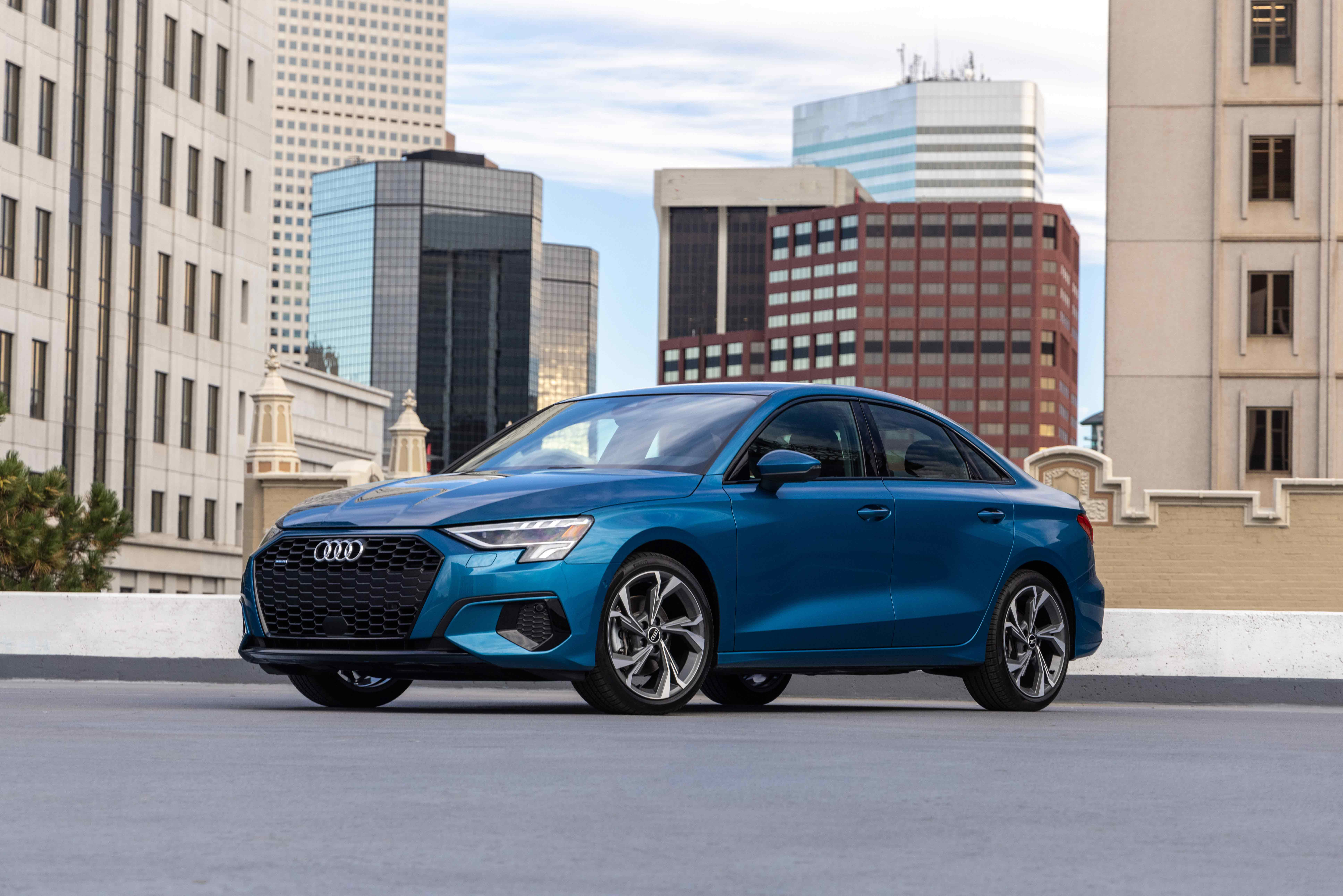 2022 Audi A3 now on sale, marking more than 15 years of excellence and innovation in US market