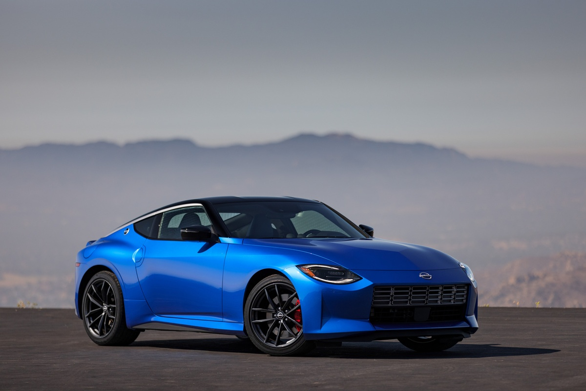 2023 Nissan Z One letter says it all Again