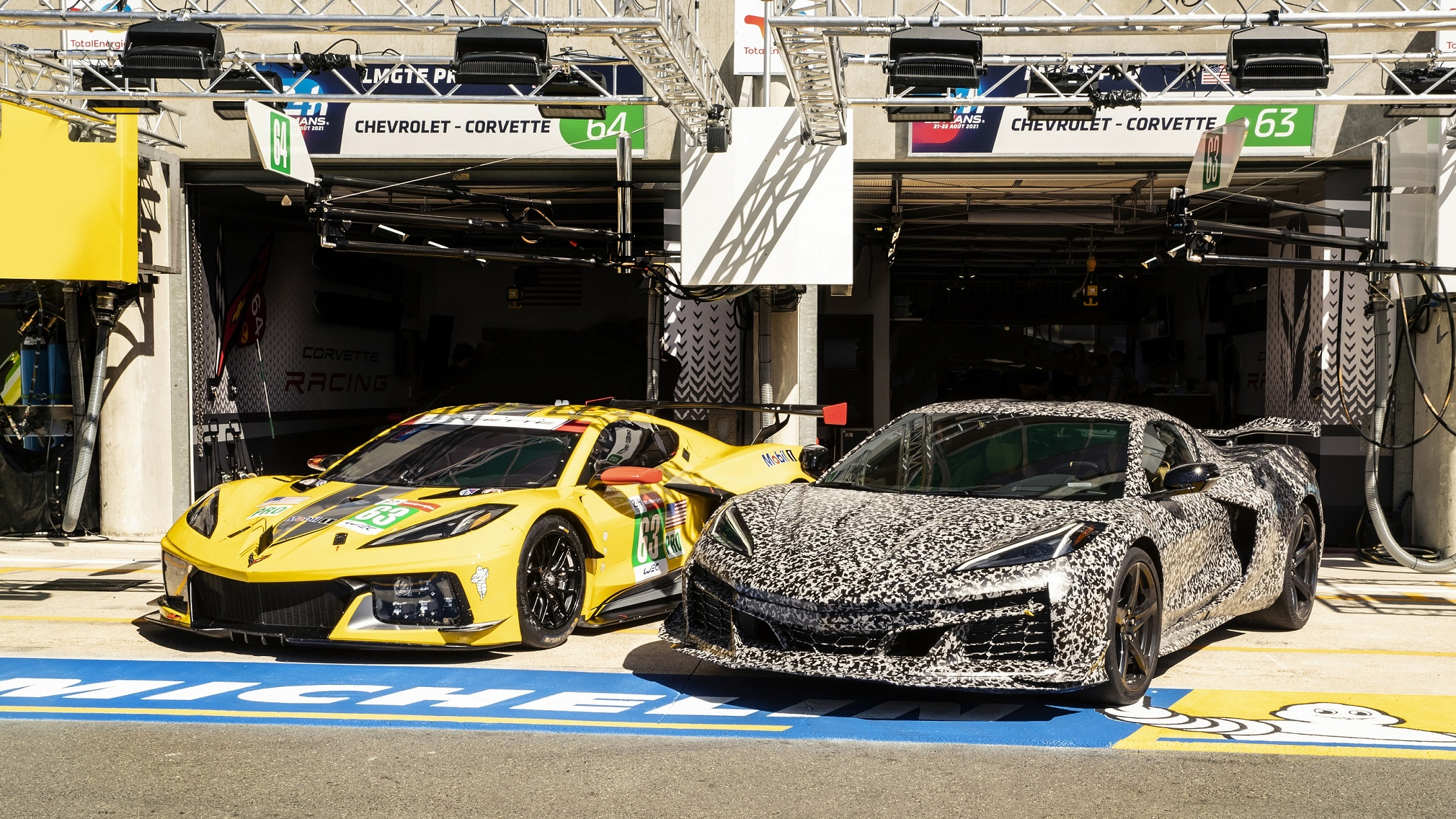 Chevrolet Announces 2023 Corvette Z06 Reveal Date