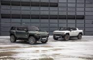 2024 GMC HUMMER EV SUV Debuts
