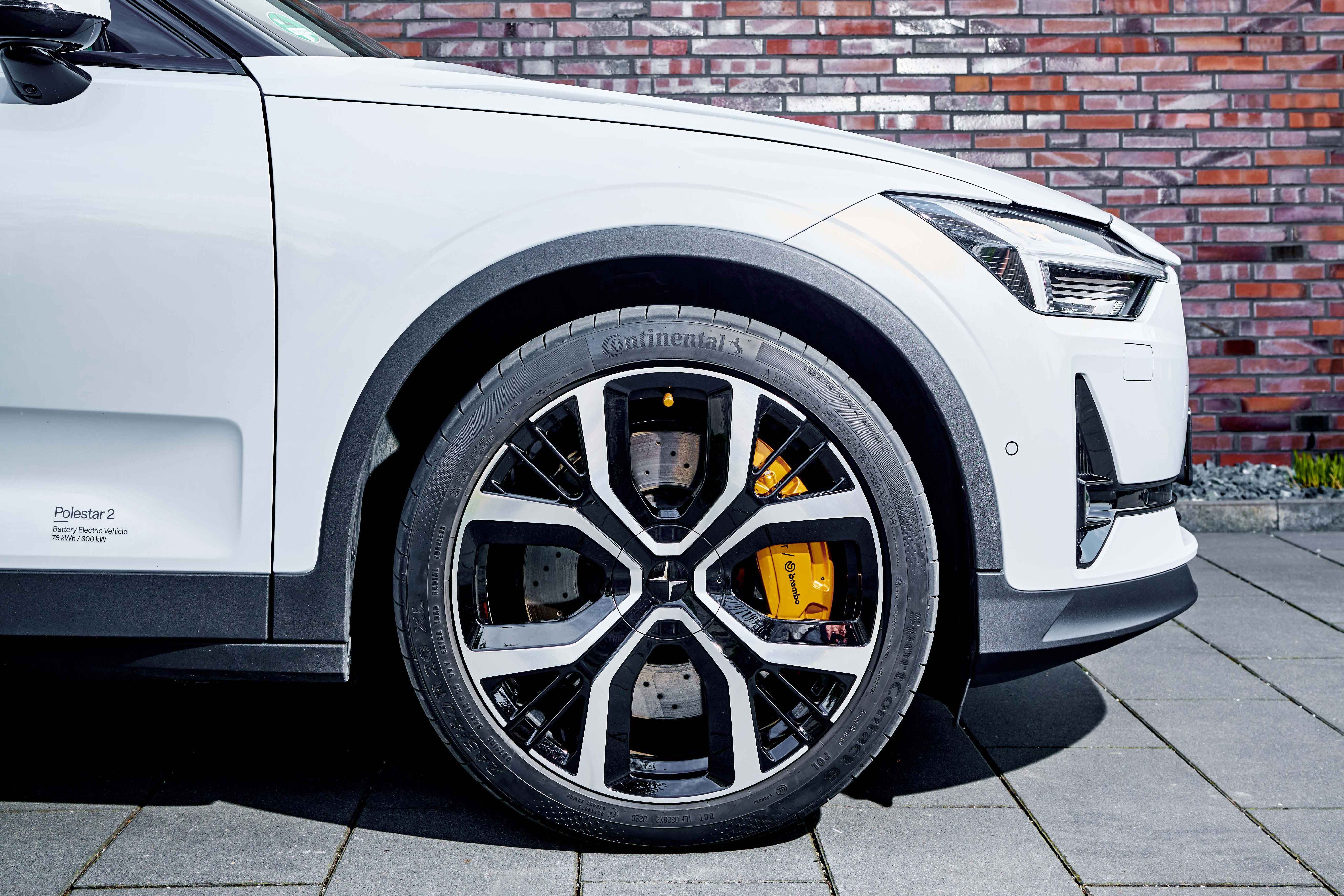 Continental supplies tires for more than 40 percent of all electric car and van models produced in Europe