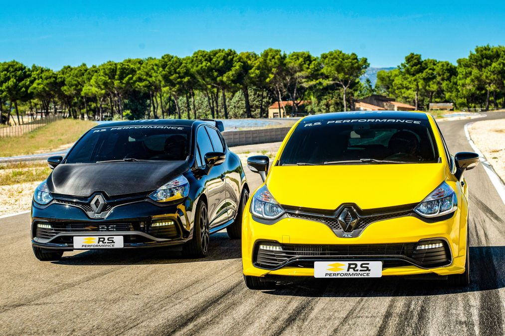 Renault Sport Europe Launches Range of Performance Parts for Clio RS