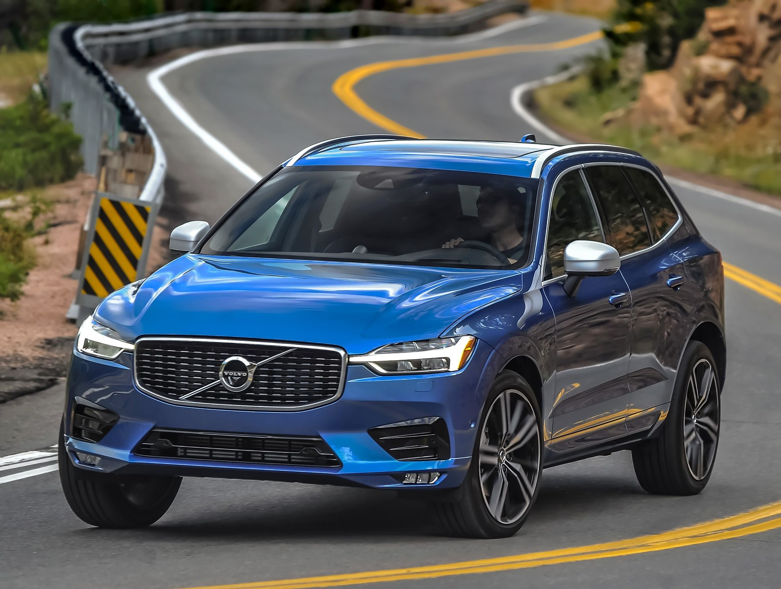 Volvo XC60 Termed overall safest car of 2017 in Euro NCAP testing
